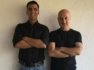 Anupam Kher defends Akshay Kumar in citizenship row: You're a doer, don't need to explain to anybody