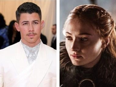 Sophie Turner leaves hilarious comment on Nick Jonas' MET Gala post comparing his look with Petyr Baelish