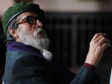Chehre goes on floor; Amitabh Bachchan shares first look of his character in Rumi Jafry's suspense thriller