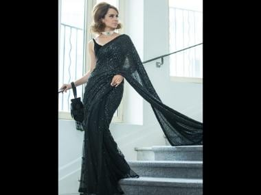 Cannes 2019: Kangana Ranaut to wear sari styled by Ami Patel, Falguni and Shane Peacock on red carpet