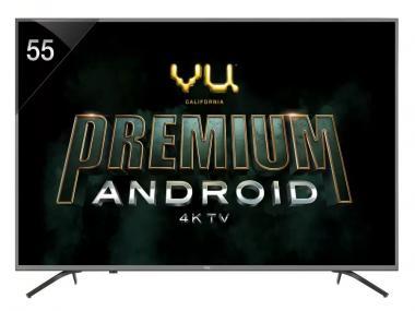 VU 55-OA Premium Android 4K Smart TV Review: Viable alternative for Mi TV 4X Pro