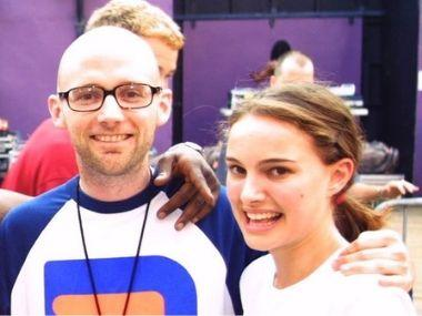 Moby apologises to actress Natalie Portman after claiming they 'dated' when she was 20