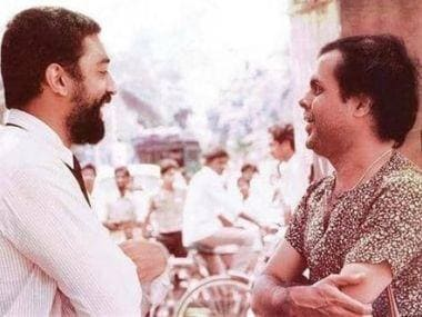 Kamal Haasan pays tribute to Crazy Mohan: His comedy will live on through his fans