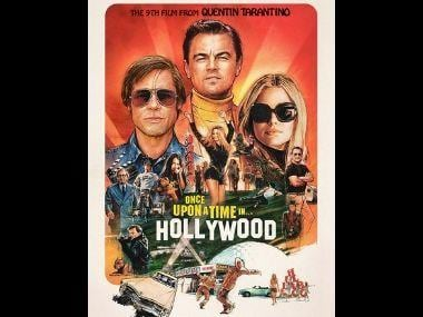 Once Upon A Time In Hollywood new poster gets retro treatment; film to release on 9 August in India