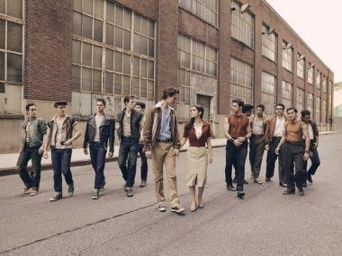 West Side Story first look: The Jets and the Sharks gear up to fight it out in Steven Spielberg's Broadway adaptation