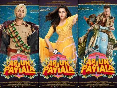 Arjun Patiala first look: Diljit Dosanjh plays a quirky cop, Kriti Sanon a fearless journalist in Dinesh Vijan's comedy