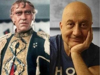 On Amrish Puri's 87th birth anniversary, Anupam Kher reveals he was first choice to play Mogambo in Mr. India