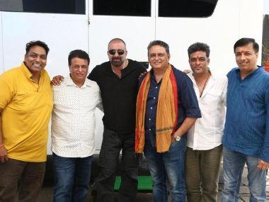 Bhuj: The Pride of India goes on floors in Hyderabad; Sanjay Dutt starts shooting for war drama