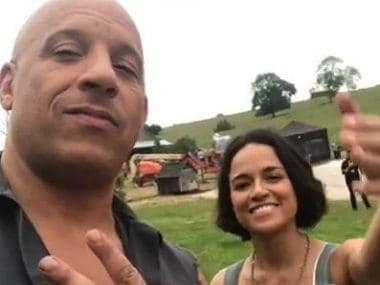 Watch: Vin Diesel, Michelle Rodriguez start shoot for Fast and the Furious 9, thank fans for supporting franchise