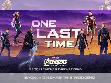 Avengers: Endgame heads back to select theatres in India this weekend, after re-releasing in US, Canada