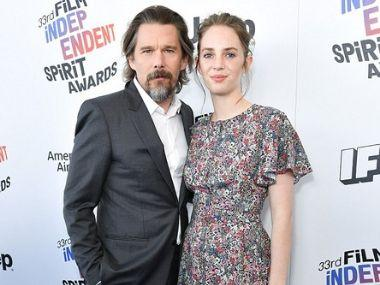 Ethan Hawke praises daughter Maya on her performance as Robin in Stranger Things Season 3: She's the real thing