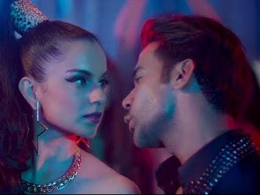 Judgementall Hai Kya: In The Wakhra Song, Kangana Ranaut and Rajkummar Rao take on each other