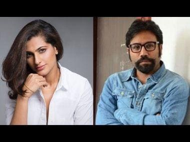 Watch: Kubbra Sait reacts sarcastically to Kabir Singh director Sandeep Reddy Vanga's defense of his film