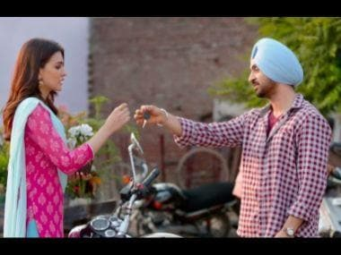 Arjun Patiala song 'Sachiya Mohabbatan' is a sweet ode to Diljit Dosanjh, Kriti Sanon's growing romance