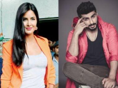 Arjun Kapoor trolls Katrina Kaif on her new post: Hope you didn't walk into the pillar while posing
