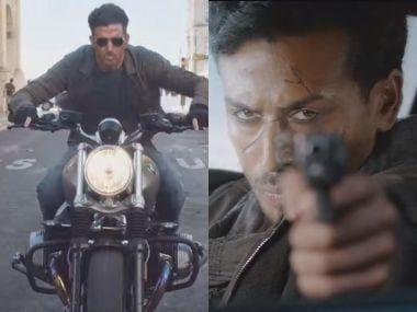 War teaser: Hrithik Roshan, Tiger Shroff parkour through narrow lanes on bikes in YRF's action extravaganza