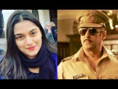 Dabangg 3: Salman Khan to launch Mahesh Manjrekar's daughter Saiee in upcoming instalment of cop franchise