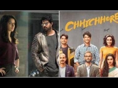 Saaho: Prabhas, Shraddha Kapoor's action film will now clash with Sushant Singh Rajput's Chhichhore