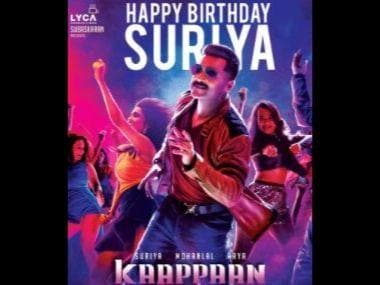 Suriya turns 44: Celebs, fans wish actor a happy birthday; Kaappaan makers share special poster of upcoming film