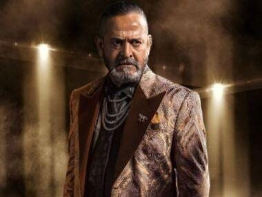 Saaho: New character poster sees Mahesh Manjrekar don a mafia look in Prabhas' action thriller