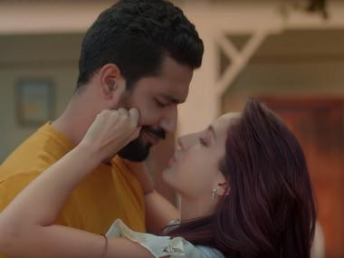 Nora Fatehi, Vicky Kaushal are stuck in loveless relationship in Arijit Singh's single Pachtaoge