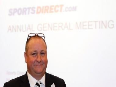 Sports Direct chief offers to underwrite Debenhams rescue in return for CEO job: FT