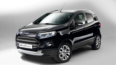 A New Ford Ecosport Has Been Released For The Uk Market This New Version Has Improvements In Driving Dynamics And Certain Visual Changes