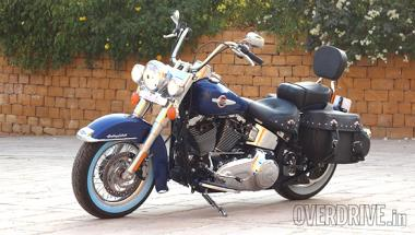 2016 Harley-Davidson Heritage Softail first ride review - Firstpost