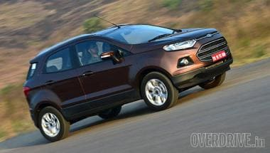 Ford India Has Announced A Drop In Prices For The Ecosport Range With Immediate Effect Sub Four Metre Compact Suv Will Now Start At Rs 6 68 Lakh
