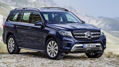 Mercedes Benz Will Launch The Gls Suv In India On May 18 2016 Unveiled Last Year It Be German Manufacturer S Flagship Country