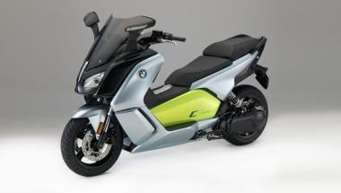 2016 Paris Motor Show: BMW to showcase C Evolution electric scooter ...