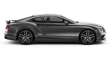 2017 Continental Supersports Is The Fastest Bentley Ever Made