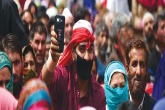 Kashmir's political theatre of the absurd