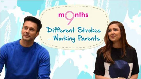 9 Months | Season 3 | Different strokes: Working parents