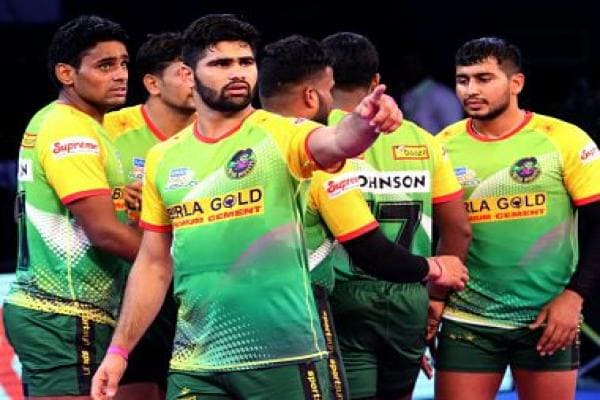 Pro Kabaddi 2019 Highlights, Gujarat Fortunegiants vs Patna Pirates at Chennai: Fortunegiants beat Pirates 29-26