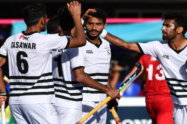 Hockey World Cup 2018: Pakistan captain Muhammad Rizwan says team is prepared to handle crowd pressure in Bhubaneswar