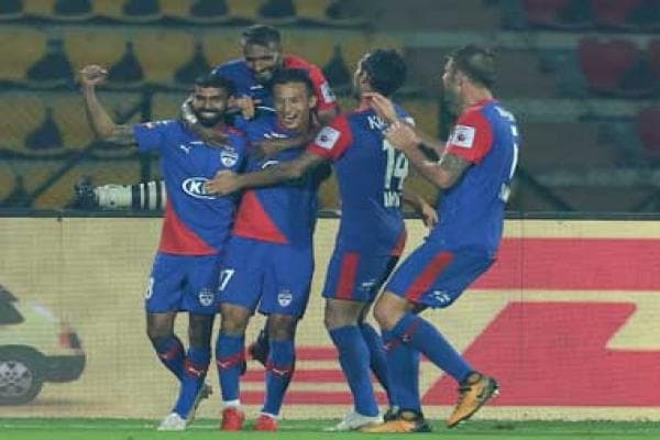 ISL 2018-19, Delhi Dynamos FC vs Bengaluru FC Match Highlights: Hosts hand table-toppers another defeat