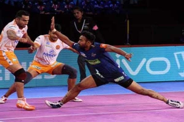 PKL 2018-19: UP Yoddha edge past Haryana Steelers 30-29 in thrilling encounter