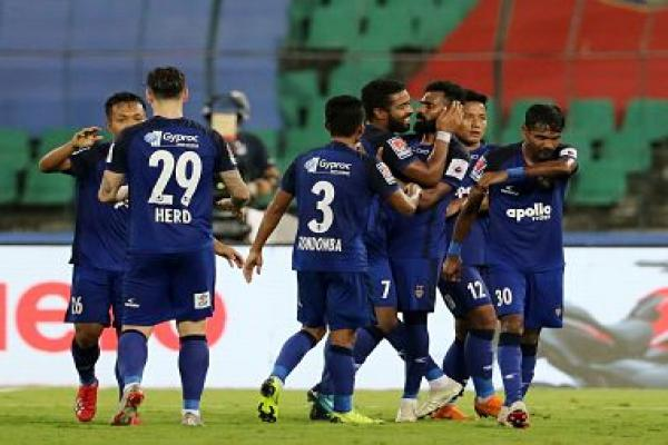 ISL 2018-19: Defending champs Chennaiyin FC stay rooted to bottom of standings despite beating table-toppers Bengaluru FC
