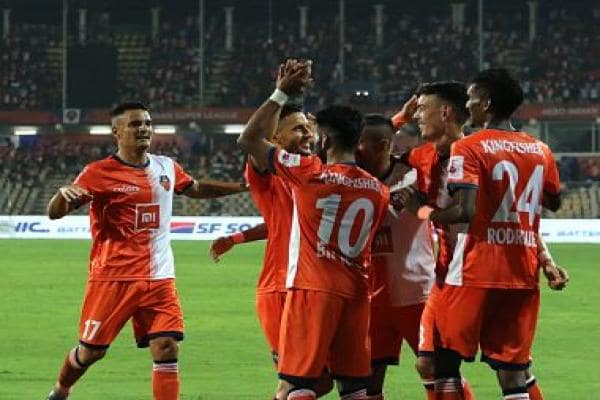 ISL 2018-19: FC Goa seal play-off berth as victory over Kerala Blasters FC catapults them over Bengaluru FC to top of table