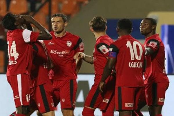 ISL 2018-19: NorthEast United FC jump into second place after handing Mumbai City FC third defeat in a row