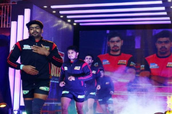 Pro Kabaddi 2019: Captain Rohit Kumar, star raider Pawan Kumar Sehrawat relish Bengaluru Bulls' homecoming