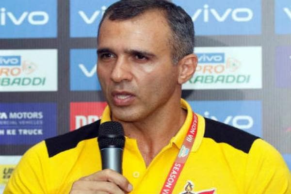 Pro Kabaddi 2019: Telugu Titans' dismal form down to lack of match practice and insufficient recovery time, says coach Gholamreza Mazandarani