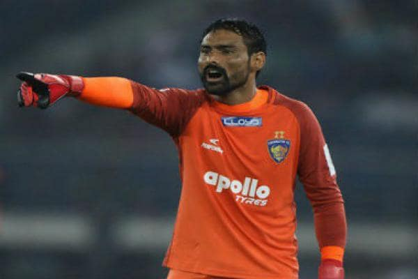 ISL 2019-20: Karanjit Singh extends Chennaiyin FC contract, made goalkeeping coach in addition to shot-stopping duties