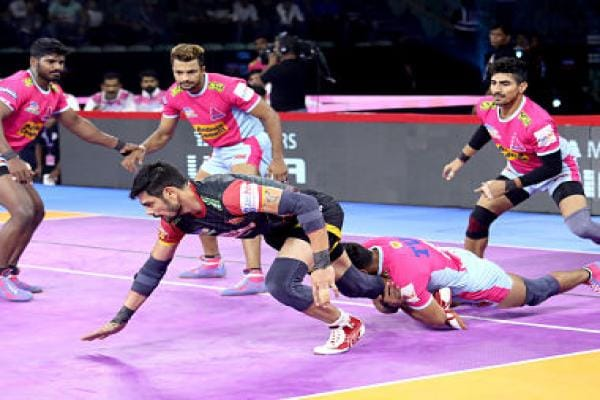 Pro Kabaddi 2019: Rohit Kumar finally comes good for Bengaluru Bulls in commanding win over Jaipur Pink Panthers