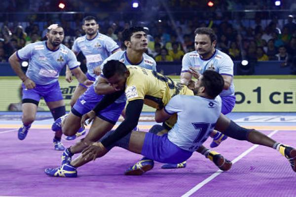 Pro Kabaddi 2019 Highlights, Tamil Thalaivas vs Haryana Steelers in Pune: Steelers continue impressive run with win
