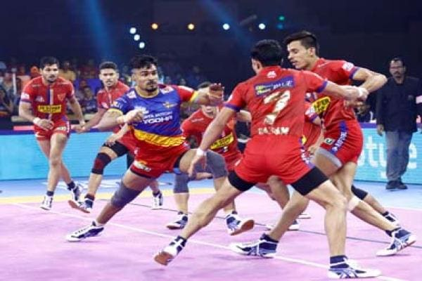 Pro Kabaddi 2019 Highlights, UP Yoddha vs Telugu Titans in Noida: Titans salvage pride with win over already qualified Yoddhas