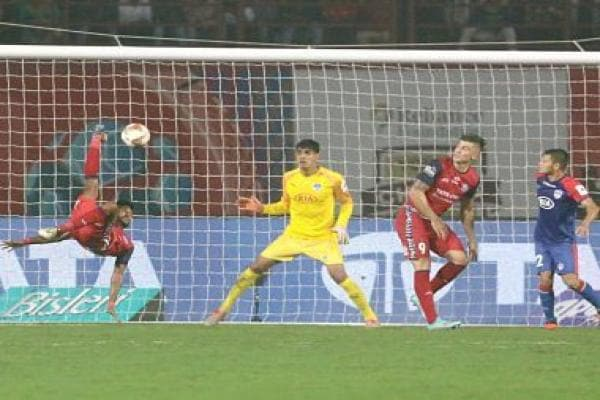 ISL 2019-20: Jamshedpur FC drop points for first time in season after goalless draw against Bengaluru