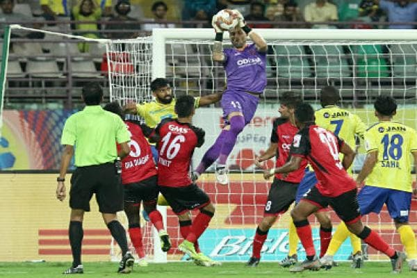 ISL 2019-20: Kerala Blasters extend winless run after frustrating goalless draw against Odisha FC in injury-marred contest