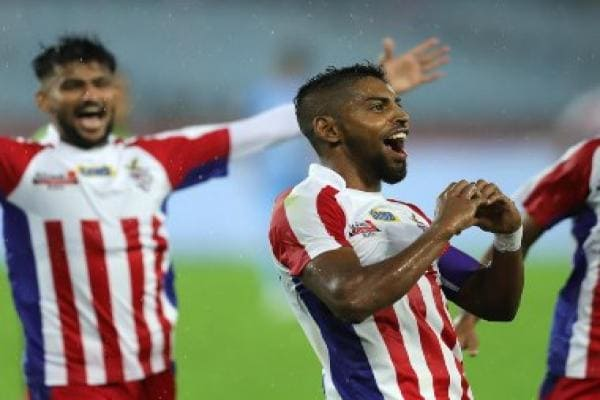ISL 2019-20: Former champions ATK climb to top of table with convincing win over Jamshedpur FC